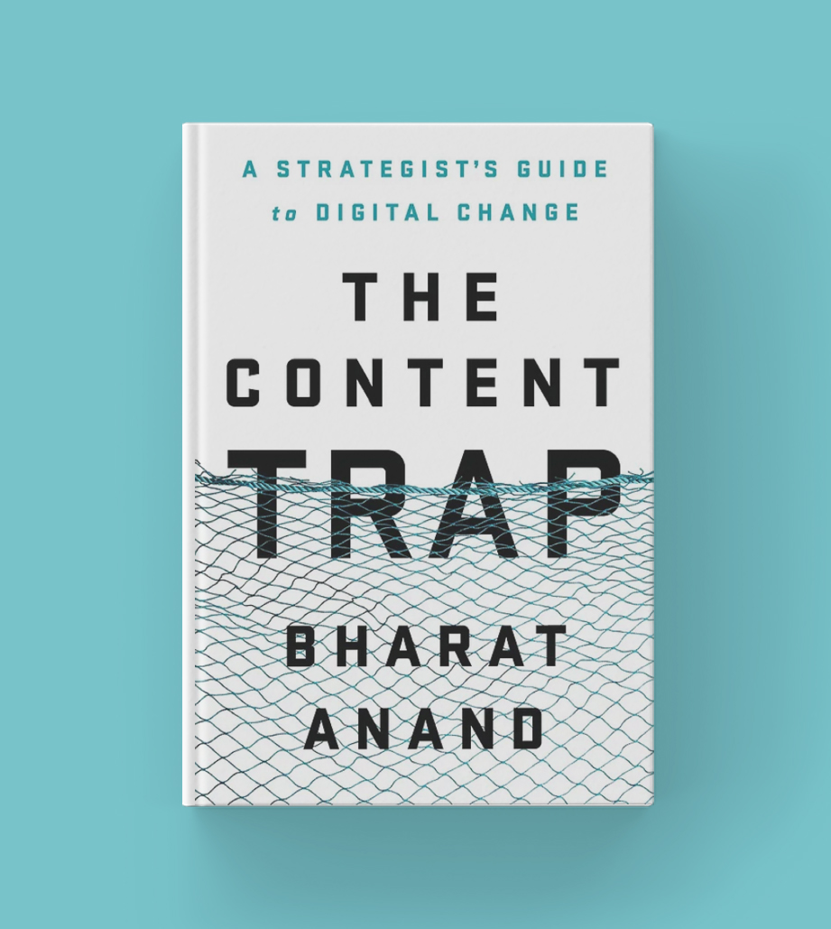The Content Trap. A Strategist's Guide to Digital Change